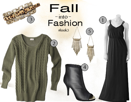 Fall into Fashion: Fall Transitional Looks
