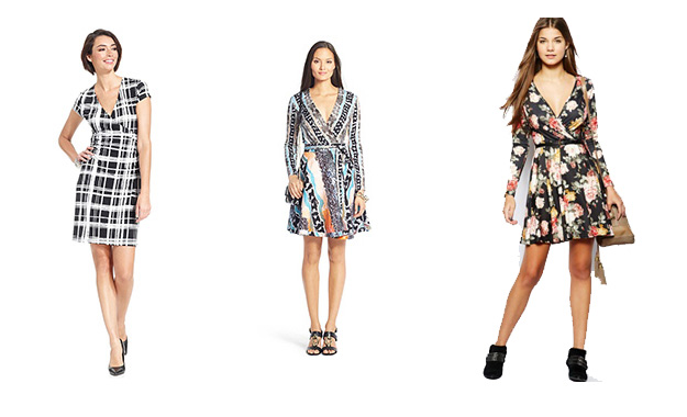 Dvf Dresses Plus Size The Splurge DVF Floral