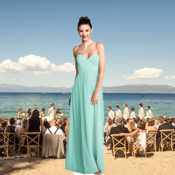 Summer Series: What to Wear to… a Beach Wedding