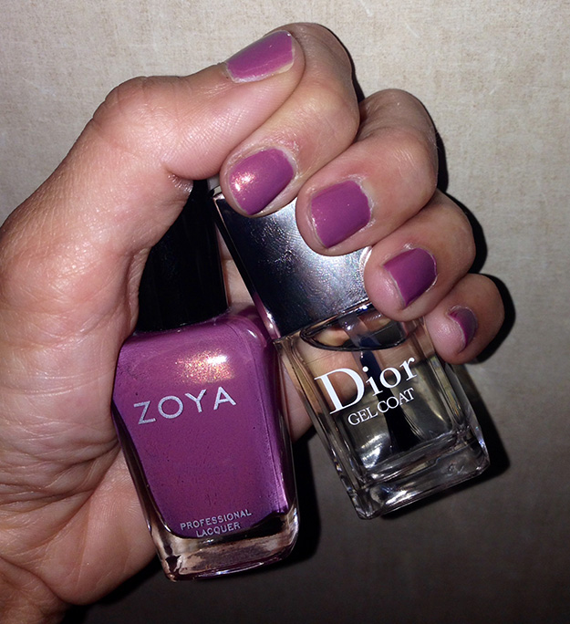 Well, That Was Genius: Dior Gel Top Coat