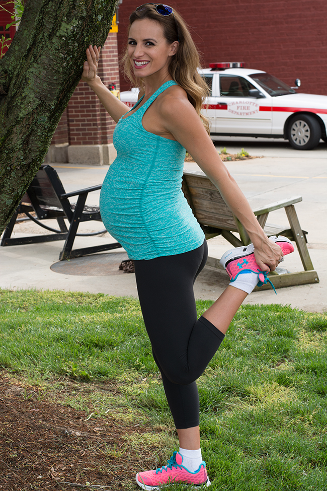 6650ea8bef6e8a ... to me throughout my entire pregnancy so I wanted to share with you a  little bit about my fitness routine along with some of my favorite products!
