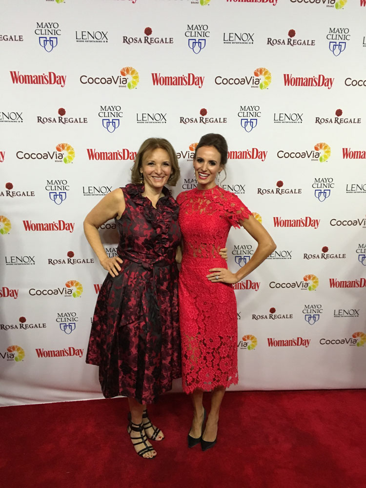 Woman's Day Red Dress Awards