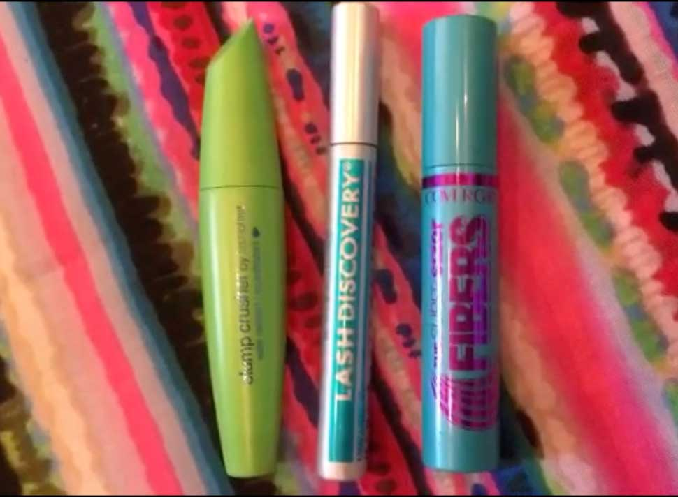 Friday Favorites: Brows and Lashes