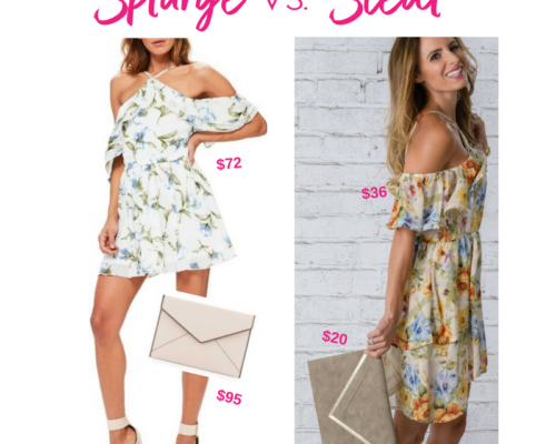 Copy of Splurge vs. Steal
