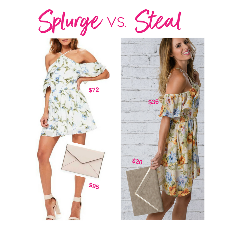 Splurge vs. Steal with Murph Boutique