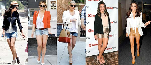 Who wears short shorts….YOU DO!