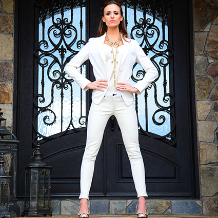 Outfit Inspiration: WhiteOut
