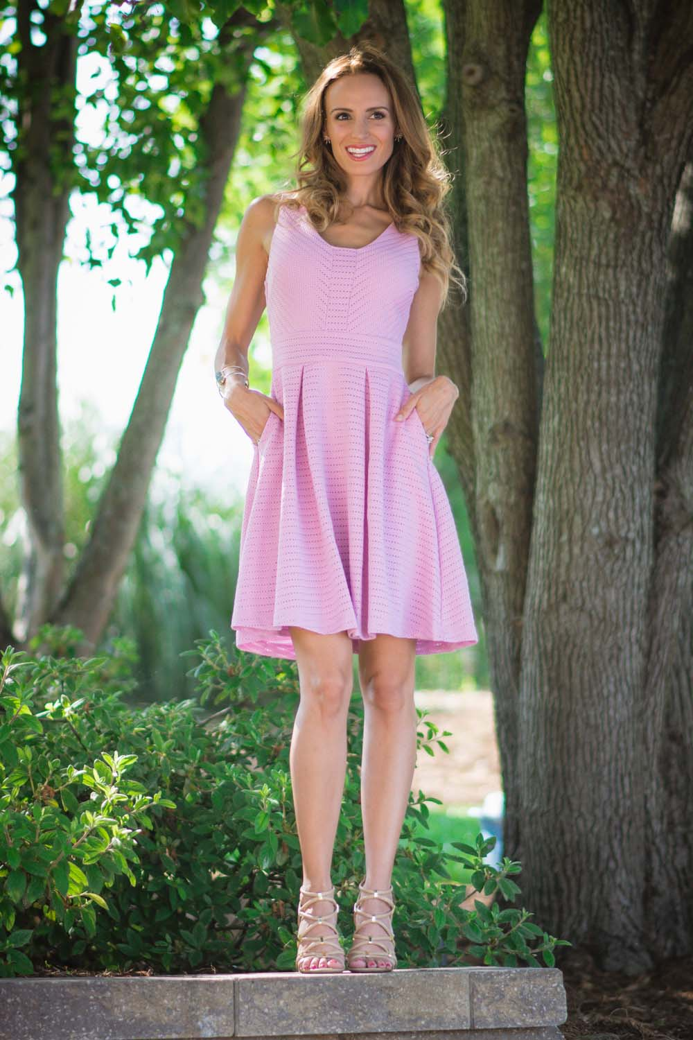 The Perfect Fit & Flare Dress for Summer