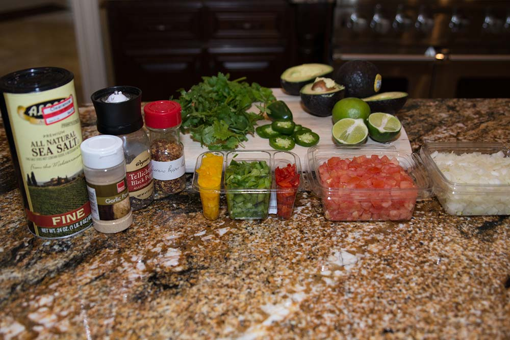 quacamole recipe