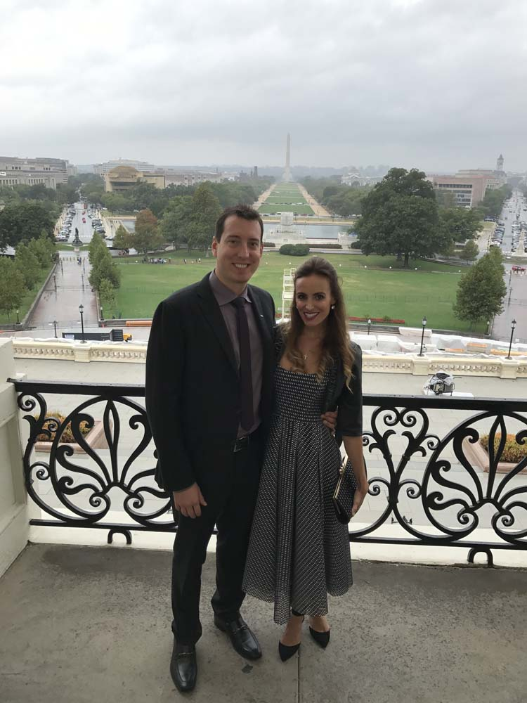 Our Trip to the White House