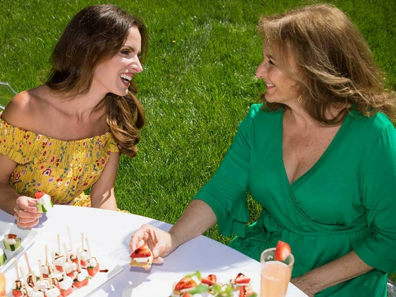 She Gets it from her Mama: A Special Mother's Day Blog