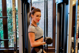 Get Strong Arms With My 15-Minute Bicep Burn