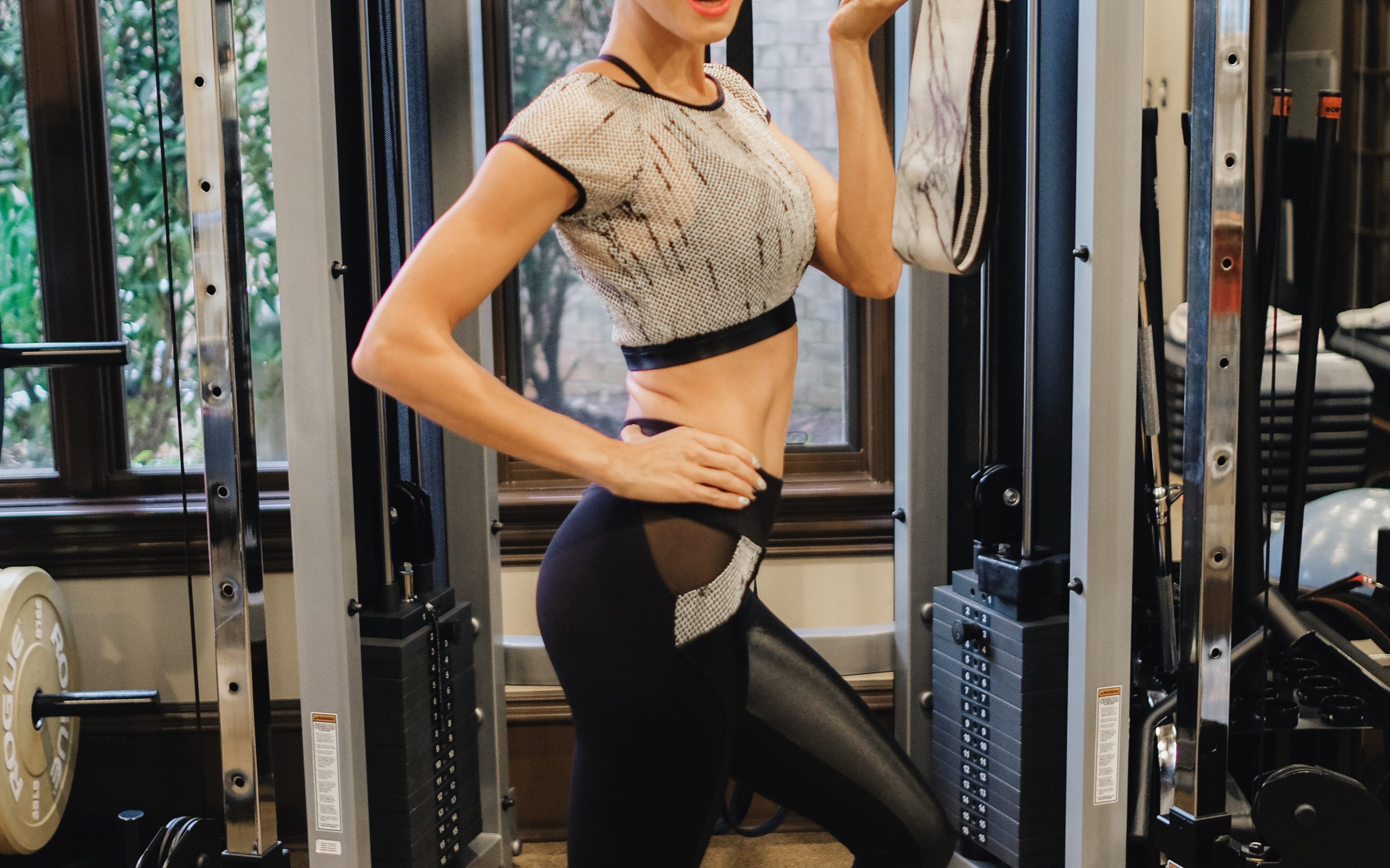 My Go-To Major Burn Banded Booty Workout Circuit