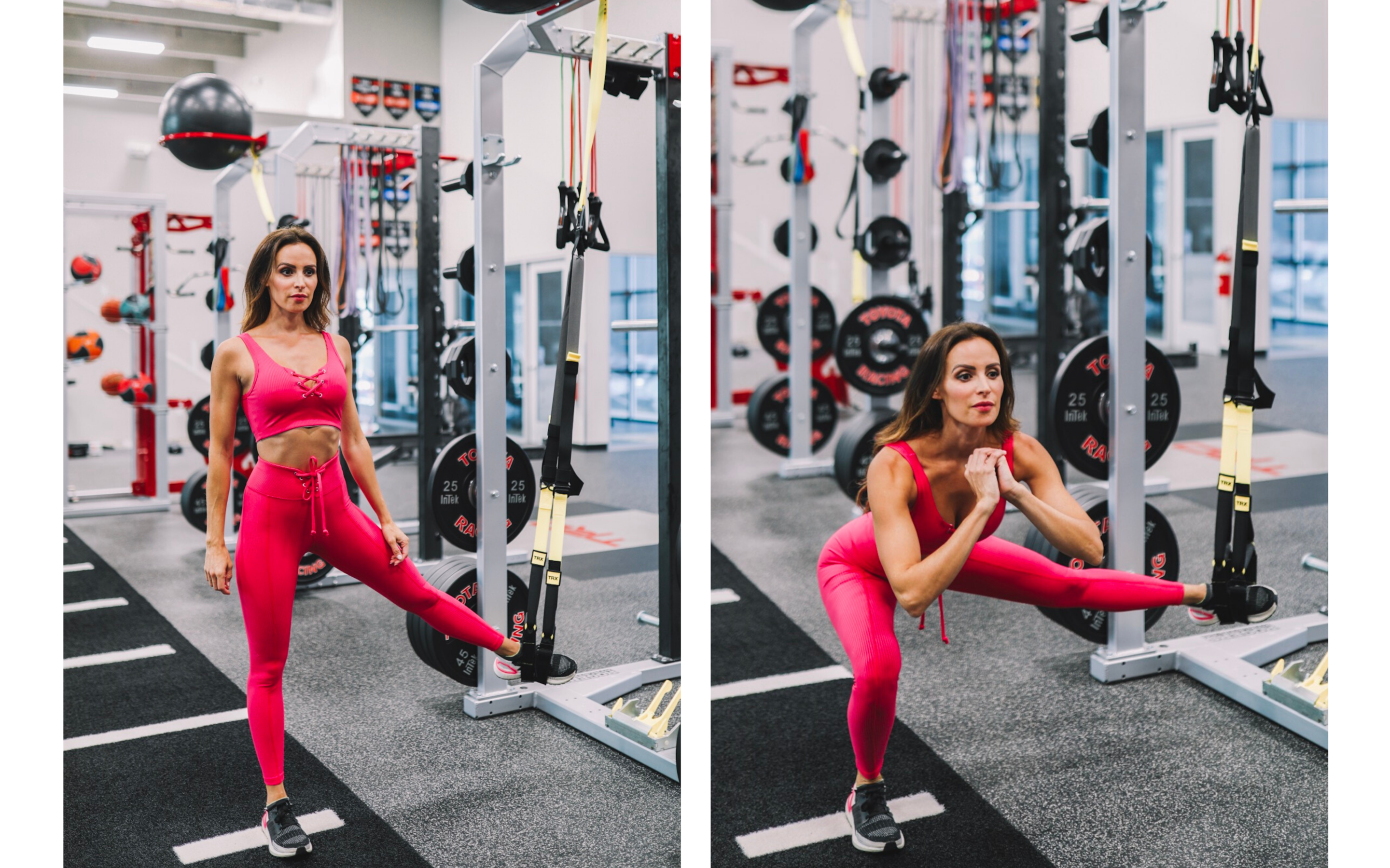 My Top 6 Moves to Learn on Your TRX
